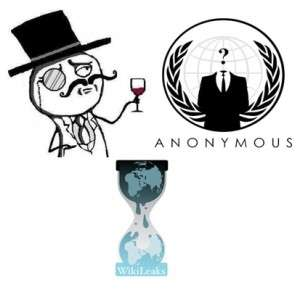 Anonymous & LulzSec: Operation Anti-Security