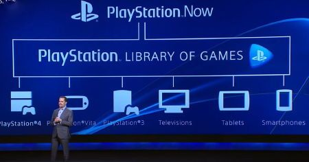 samsung smart tv playstation now